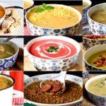 9 opções de sopas e caldos para o inverno