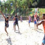 Recreação Livre de Esportes de Areia