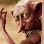 Parece que o Dobby, de Harry Potter, foi flagrado por câmera de segurança