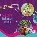 Festival traz espetáculos infantis do Rio para São Paulo